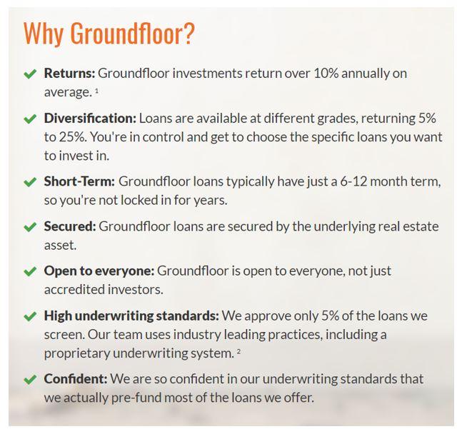 Groundfloor details