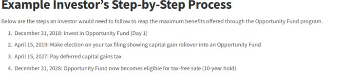 investor's process